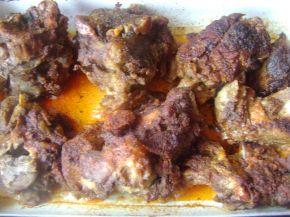 Снимка 1 от рецепта за Печено свинско