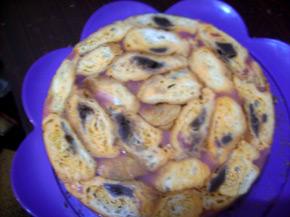 Снимка 1 от рецепта за Торта с кроасани
