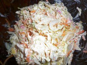 Снимка 1 от рецепта за Зелева салата с майонеза