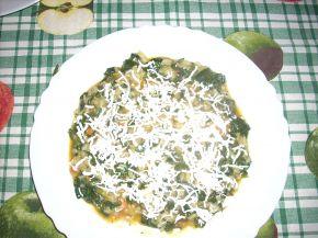 Снимка 1 от рецепта за Спанак с ориз - II вариант