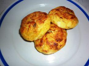 Снимка 1 от рецепта за Картофени кюфтета на фурна