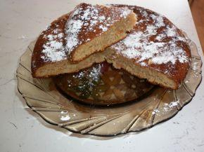 Снимка 1 от рецепта за Канелено-меден сладкиш