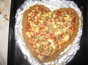 Снимка 1 от рецепта за Картофена пица
