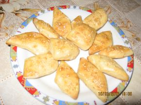 Снимка 1 от рецепта за Солени бисквити