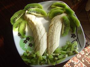 Снимка 1 от рецепта за Плодова салата Палма