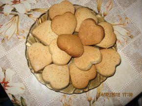 Снимка 1 от рецепта за Медени сърца