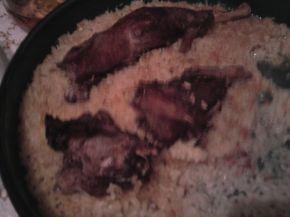 Снимка 1 от рецепта за Пиле с ориз - II вариант