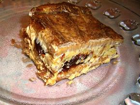 Снимка 1 от рецепта за Постна бисквитена торта
