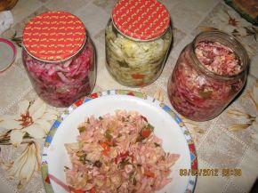 Снимка 1 от рецепта за Свежа туршия