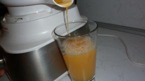 Снимка 1 от рецепта за Фреш `Витаминна бомба`