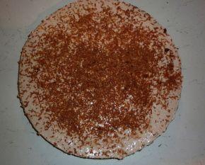 Снимка 1 от рецепта за Какаов чийзкейк