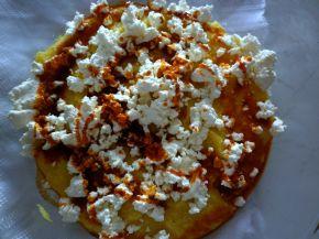 Снимка 1 от рецепта за Качамак