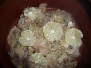 Снимка 1 от рецепта за Пържоли в гювеч