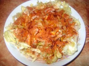 Снимка 1 от рецепта за Лесна зимна салата