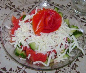 Снимка 1 от рецепта за Шопска салата