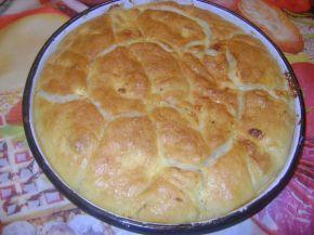 Снимка 1 от рецепта за Тутманик с готово тесто