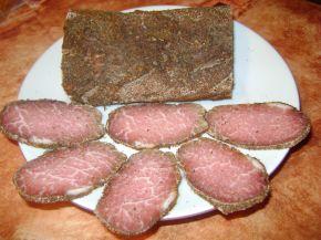 Снимка 1 от рецепта за Свинска рибица с подправки