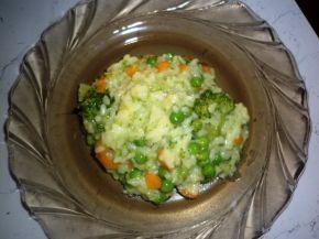 Снимка 1 от рецепта за Ризото със зеленчуци