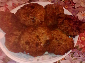 Снимка 1 от рецепта за Арабски кюфтета