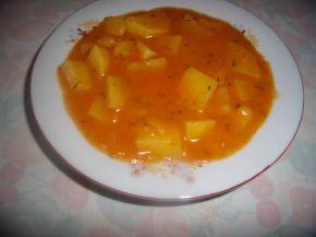 Снимка 1 от рецепта за Картофена каша