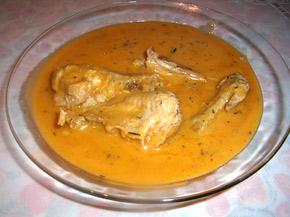 Снимка 1 от рецепта за Пиле каша