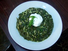 Снимка 1 от рецепта за Лапад с ориз