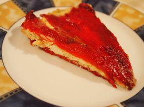 Снимка 1 от рецепта за Чушки бюрек на фурна
