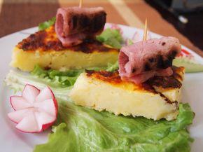 Снимка 1 от рецепта за Картофени лодки (огретен)