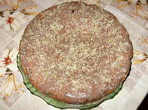Снимка 1 от рецепта за Торта с орехи и млечен сироп