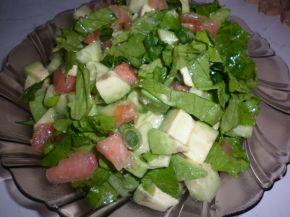 Снимка 1 от рецепта за Салата с авокадо
