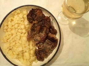 Снимка 1 от рецепта за Свински пържоли на фурна