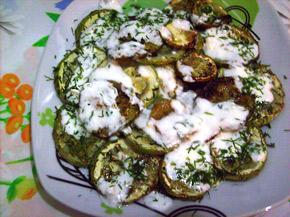 Снимка 1 от рецепта за Тиквички на фурна