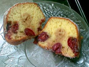 Снимка 1 от рецепта за Кекс с череши