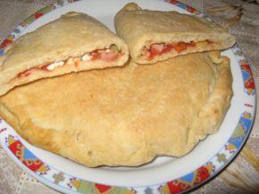 Снимка 1 от рецепта за Пица `Калцоне`
