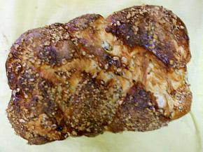 Снимка 1 от рецепта за Великденски козунак