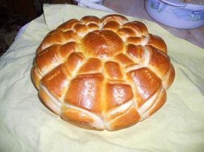 Снимка 1 от рецепта за Питка `Слънце`