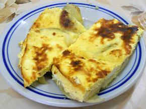 Снимка 1 от рецепта за Огретен с картофи и тиквички