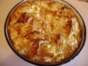 Снимка 1 от рецепта за Пухкава баница
