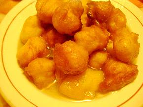 Снимка 1 от рецепта за Тиганици
