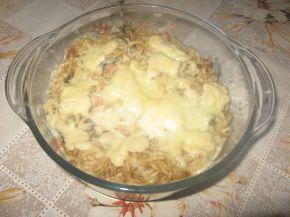 Снимка 1 от рецепта за Спагети с пилешко месо