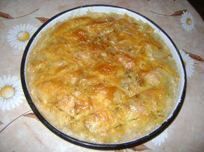 Снимка 1 от рецепта за Баклава с плънка - II вариант