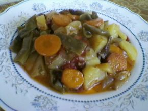 Снимка 1 от рецепта за Гозба от зеленчуци