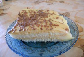 Снимка 1 от рецепта за Ванилова торта с бишкоти и мед