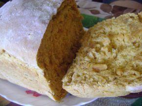 Снимка 1 от рецепта за Зеленчуков хляб (за хлебопекарна)