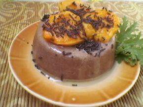 Снимка 1 от рецепта за Какаов крем с грис