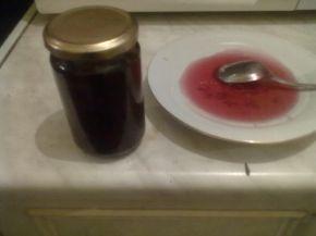 Снимка 1 от рецепта за Сладко от сини сливи