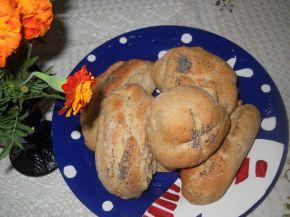Снимка 1 от рецепта за Питки от пълнозърнесто брашно