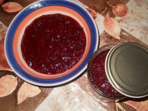 Снимка 1 от рецепта за Мармалад от сини сливи