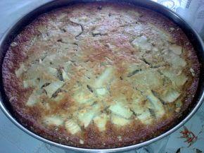 Снимка 1 от рецепта за Сладкиш с ябълки - II вариант
