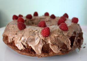 Снимка 1 от рецепта за Унгарски шоколадов кекс